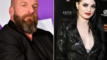 Beth Bradley - Triple H in trouble over lewd sex jab at WWE star Paige