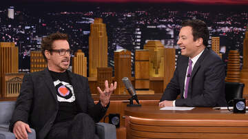 Valentine In The Morning - Robert Downey Jr. And Jimmy Fallon Show Their Failed SNL Sketches!