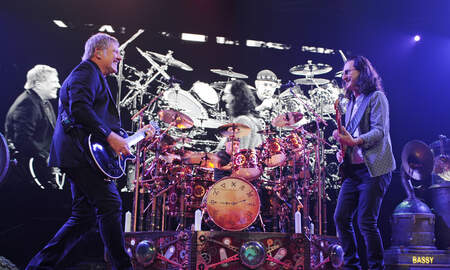 Rock News - RUSH Music Sales Surge More Than 2,000 Percent Following Neil Peart's Death
