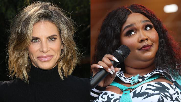 Jillian Michaels Reveals What Led To Her Controversial Convo About Lizzo   iHeartRadio