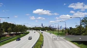 Bionce Foxx - South Lake Shore Drive Traffic Moves As Fast As An Expressway