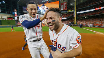 Sports Top Stories - MLB Found No Evidence Astros Used Wearable Devices In Sign-Stealing Scheme