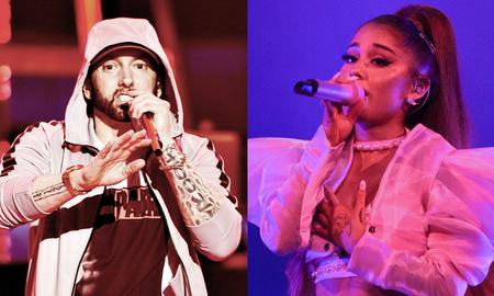 Trending - Eminem Slammed For Lyrics About Ariana Grande Manchester Concert Bombing