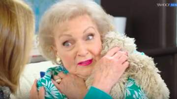 Suzette - Betty White Says The Secret To Living To 98 Is 'Vodka & Hot Dogs'