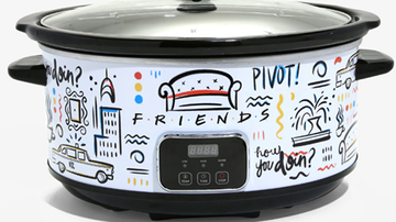 Suzette - There's A 'Friends' Themed Slow Cooker So You Can Finally Cook Like Monica