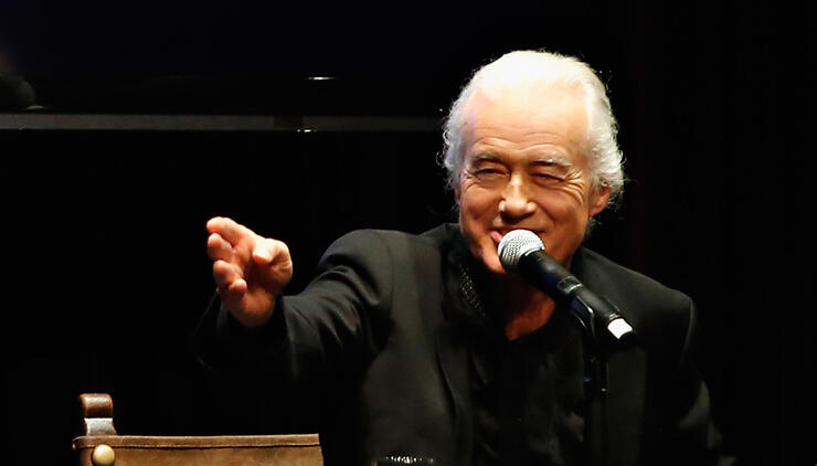 """Jimmy Page Announces """"Standard"""" Version Of His 'Led Zeppelin I' Amplifier 