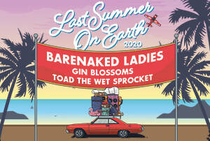 image for Barenaked Ladies Last Summer On Earth 2020