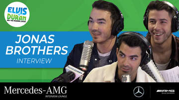image for Jonas Brothers Take Over Elvis Duran and the Morning Show