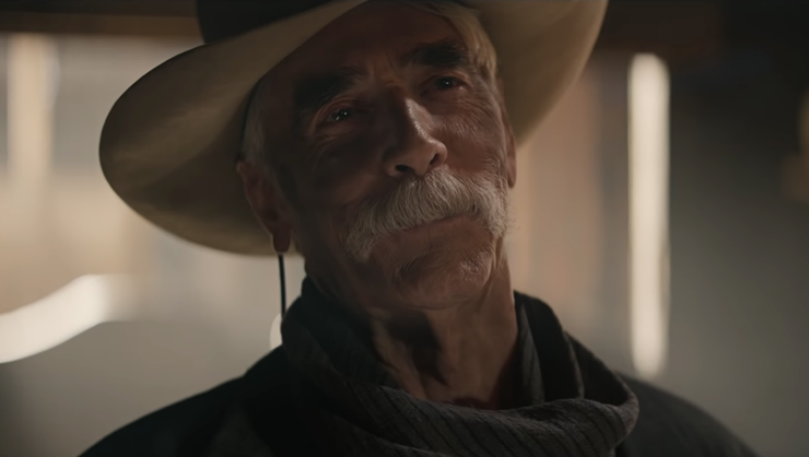 Sam Elliott Gives Props To 'Old Town Road' In Super Bowl Doritos Ad   iHeartRadio