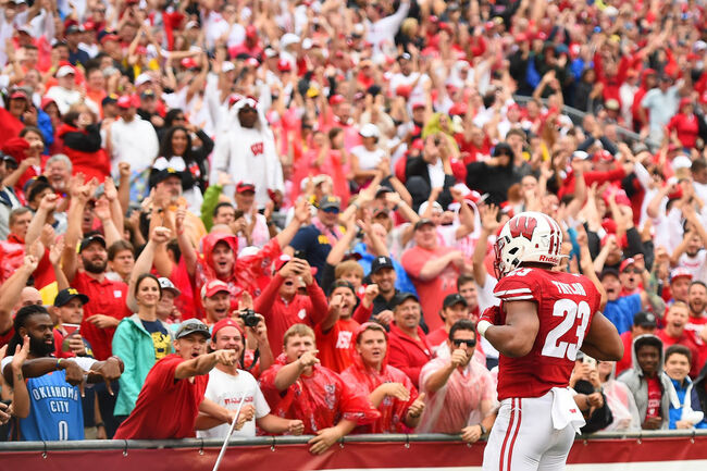 Jonathan Taylor's Player's Tribune article thanks Madison, Badgers fans