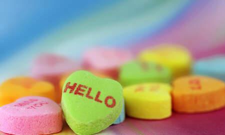 None - Candy Comeback: Necco Conversation Hearts are back