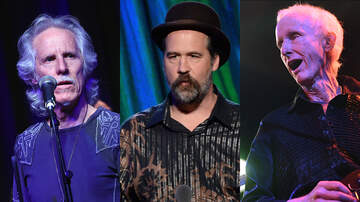 iHeartRadio Music News - Surviving Members Of The Doors Prepare Set With Nirvana's Krist Novoselic