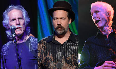 Trending - Surviving Members Of The Doors Prepare Set With Nirvana's Krist Novoselic