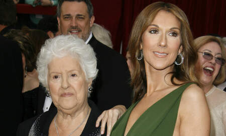 Entertainment News - Celine Dion's Mother, Therese, Dead At 92