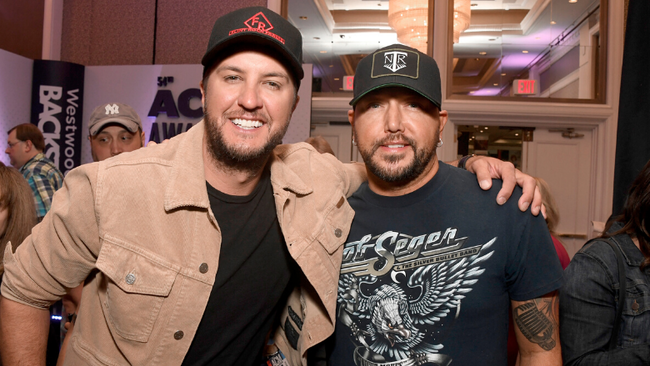 Luke Bryan And Jason Aldean Are Ready To Escape The Cold For Crash My Playa