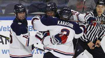 image for UConn MHOC notches a big Conference win over Maine 3-2