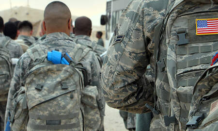 National News - U.S. Soldiers Treated For Concussions Following Iranian Air Strikes