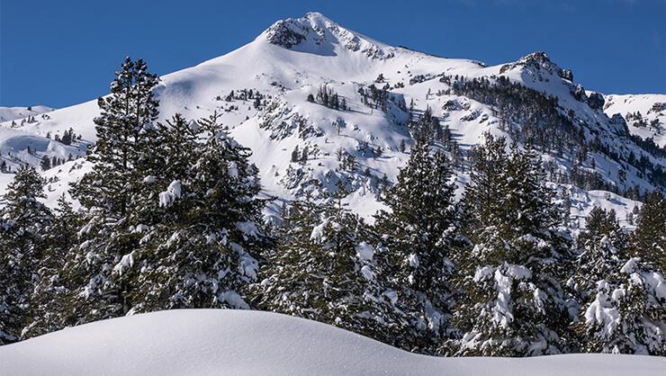 Record Sierra Snowfall Ends California Drought