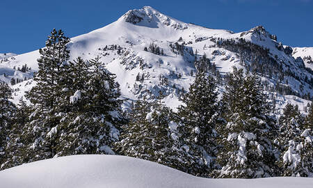 National News - Avalanche Near Tahoe Ski Resort Leaves One Person Dead