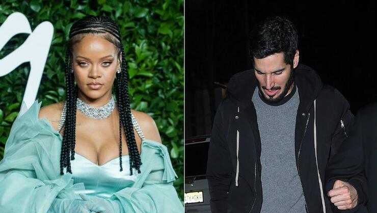 Rihanna & Billionaire Boyfriend Hassan Jameel Split: Report   iHeartRadio