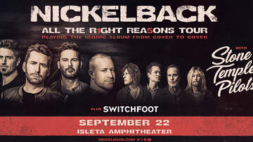 Ryan - Win Nickelback Tickets By Playing Don't Blow It!