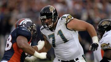 Big Al & JoJo - Tony Boselli with Big Al and JoJo