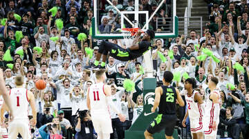 Wisconsin Badgers - Michigan State elevates past Wisconsin 67-55