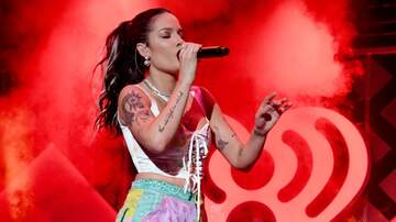 iHeartRadio Music News - Halsey Performs Songs From New Album 'Manic' Live For First Time