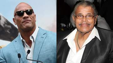 Entertainment News - Dwayne 'The Rock' Johnson Breaks His Silence On Father's Death