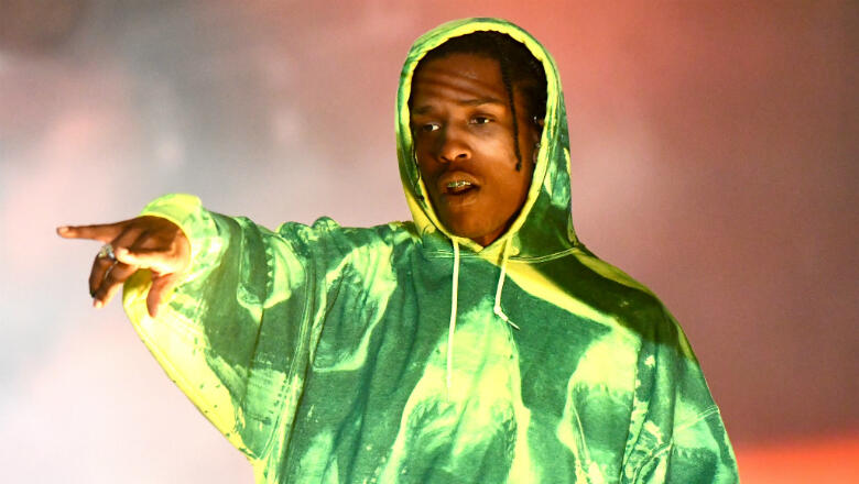A$AP Rocky Reveals What He Told Trump After His Swedish Prison Release