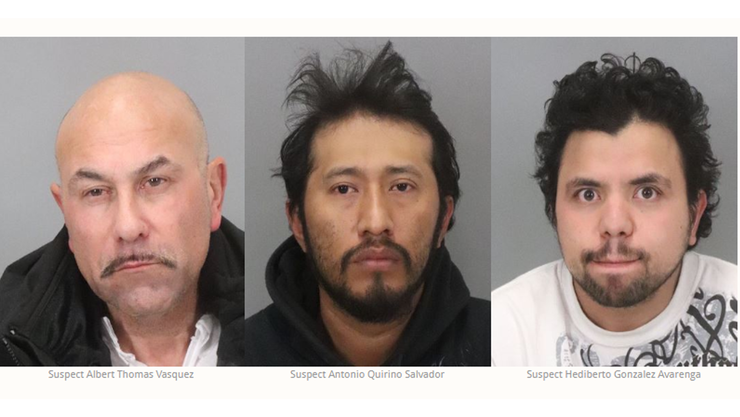 san jose suspects