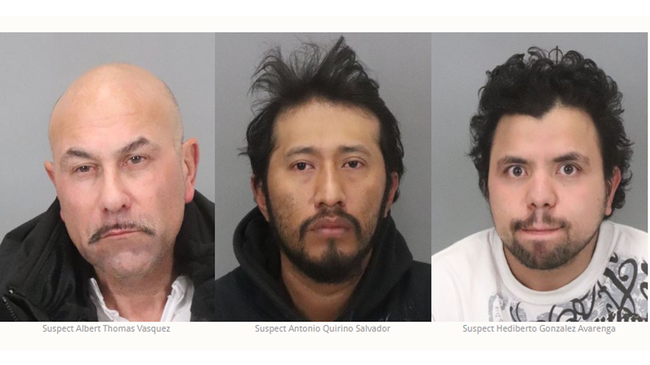 san jose suspects