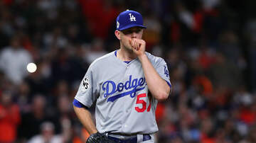 Dodgers Clubhouse - Alex Wood On The 2017 World Series & Coming Back To The Dodgers