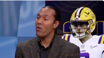 Lance McAlister - Watch: TJ  Houshmandzadeh on Joe Burrow and the Bengals