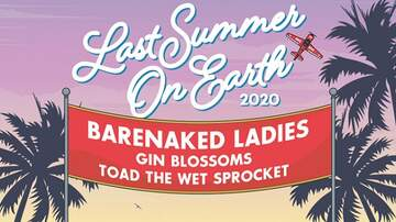 image for Barenaked Ladies: Last Summer On Earth Tour