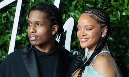 Trending - Rihanna Spotted With A$AP Rocky After Splitting With Hassan Jameel