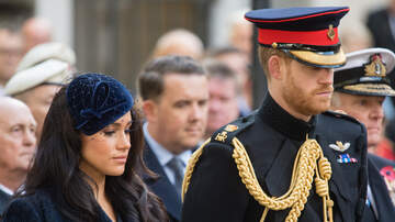 iHeartRadio Music News - Prince Harry & Meghan Markle To Lose HRH Titles As Queen Announces New Deal