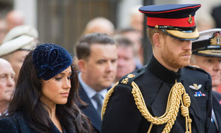 Trending - Prince Harry & Meghan Markle To Lose HRH Titles As Queen Announces New Deal