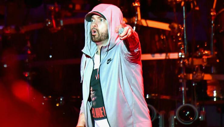 Manchester Mayor Hits Back At Eminem's Ariana Grande Concert Bombing Lyric | iHeartRadio