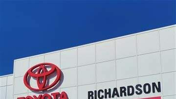 Info - Toyota of Richardson with Frosty 1-18-20