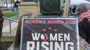 Florida News - Women's March Florida Takes To The State Capitol In Tallahassee