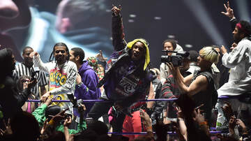 Honey German - Yams Day 2020:A$AP Mob + Friends Perform to Celebrate the Life of A$AP Yams