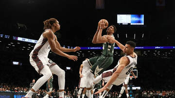 Bucks - Bucks win sixth straight, take down Nets 117-97