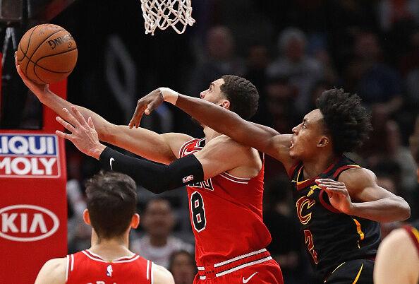 Cavs Lose Heartbreaker to LaVine and the Bulls 118-116
