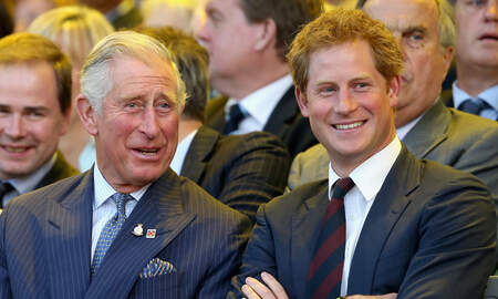 Entertainment News - Prince Charles Will Financially Support Prince Harry And Meghan Markle