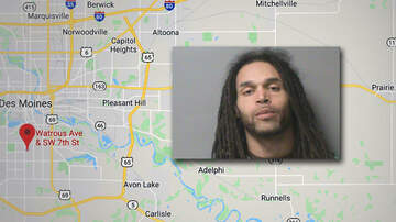WOC Local News - Des Moines man accused of fleeing cops in bitter cold now in warm jail