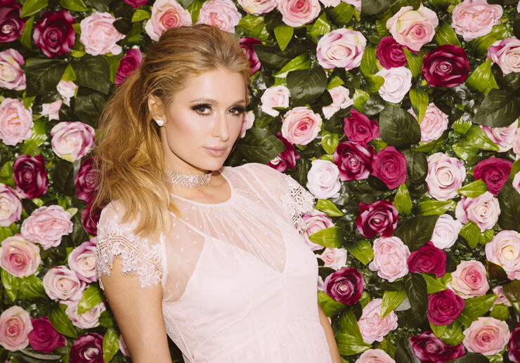 Paris Hilton Says She's Been 'Playing A Character' Her Entire Career | iHeartRadio