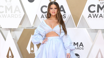 Music News - Maren Morris' Pregnancy Hormones Are Making Her Emotional In Hilarious Ways
