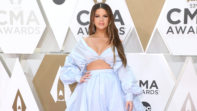 Maren Morris' Pregnancy Hormones Are Making Her Emotional In Hilarious Ways
