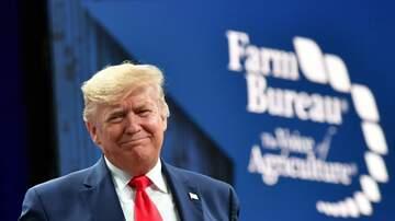 Texas News - Trump Cheers Farmers At Farm Bureau Convention In Austin